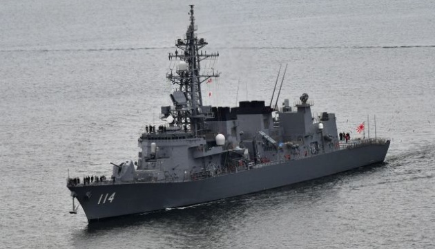 Японія відправить есмінець і патрульний літак на Близький Схід