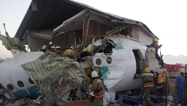 У Казахстані назвали основну версію аварії літака Bek Air