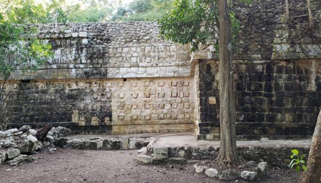 У Мексиці знайшли палац майя, якому понад тисячу років
