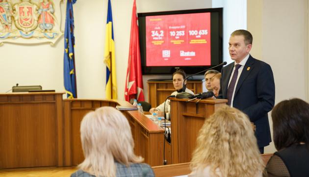 Вінницький міський голова розповів про пріоритети -2020
