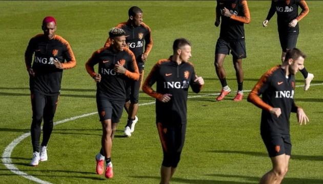 Футболісти Нідерландів готуватимуться до Євро-2020 в Австрії
