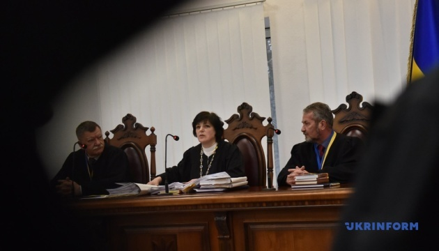 Суд рассматривает апелляции экс-беркутовцев