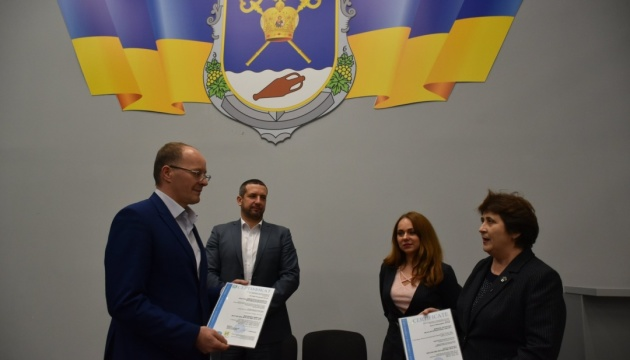 Николаевский аэропорт получил сертификат системы управления качеством