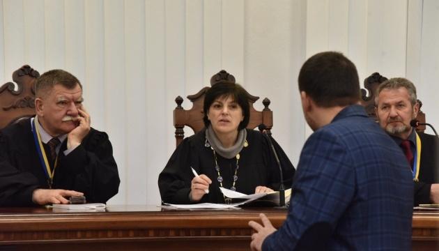 Відвід заявили всім суддям, які розглядають апеляції ексберкутівців