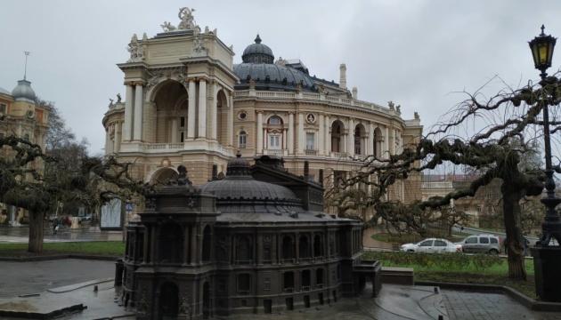 В Одессе появились миниатюрные театр и дворец