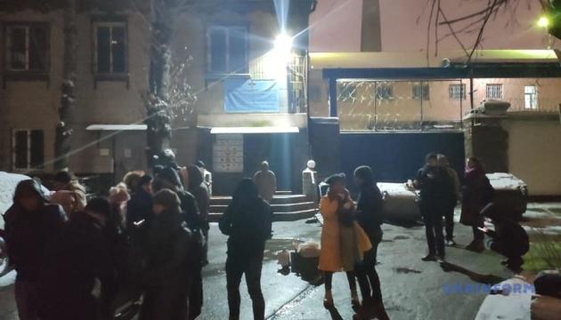 Справа ексберкутівців: активісти досі чергують під Лук'янівським СІЗО