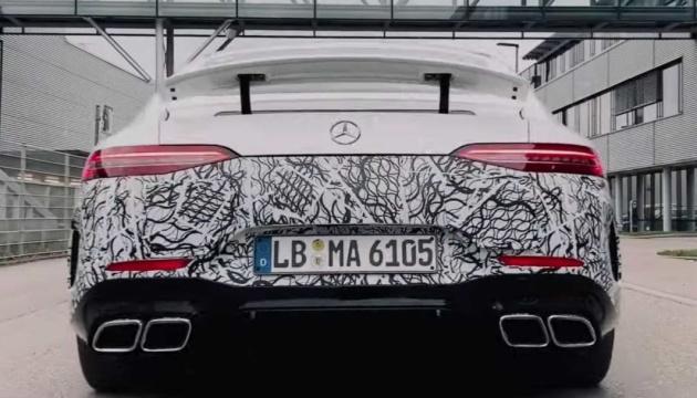 Mercedes випустить гібридний спорткар