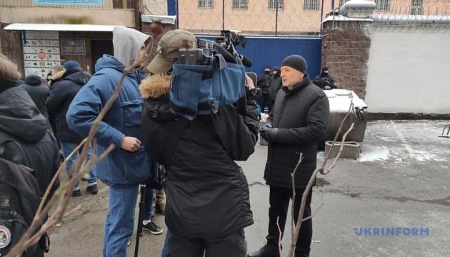 Чийгоз вважає видачу п'яти ексберкутівців Росії капітуляцією
