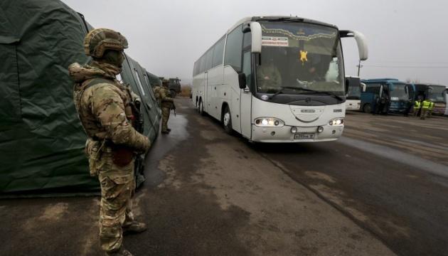 СБУ назвала прізвища звільнених українців