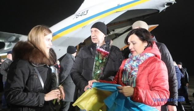 СБУ й надалі працюватиме над поверненням додому всіх полонених — Баканов