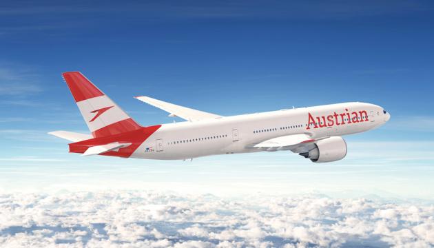 Austrian Airlines поновила польоти за маршрутом Відень-Одеса