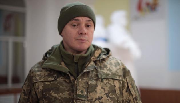 У Головному військовому госпіталі розповіли про стан звільнених військових