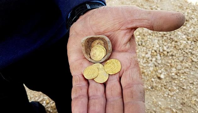 В Ізраїлі знайшли унікальні монети IX століття