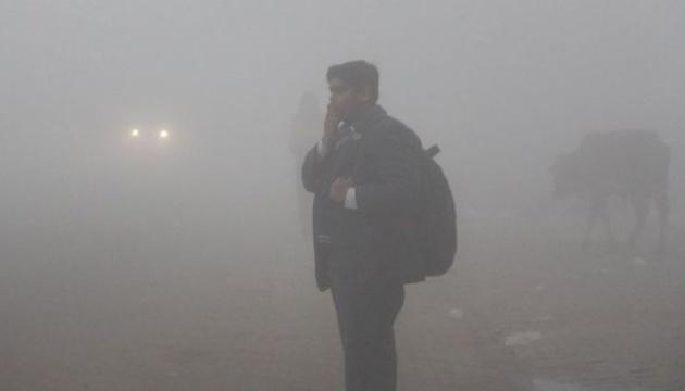 У Нью-Делі зареєстрували найхолодніший за сторіччя день