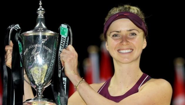 Svitolina entre las tenistas más tituladas de la década