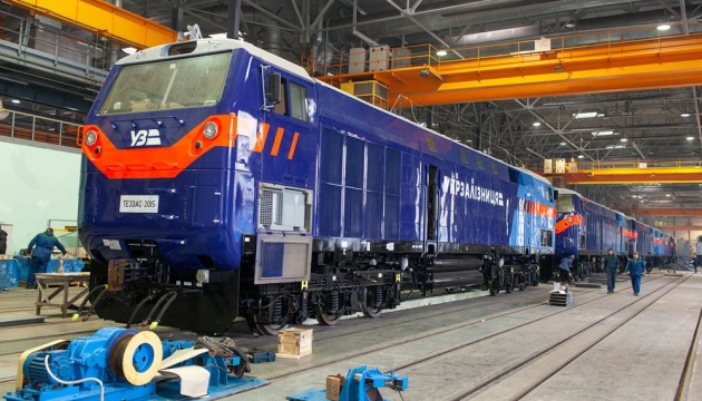Україна планує купити 40 локомотивів General Electric
