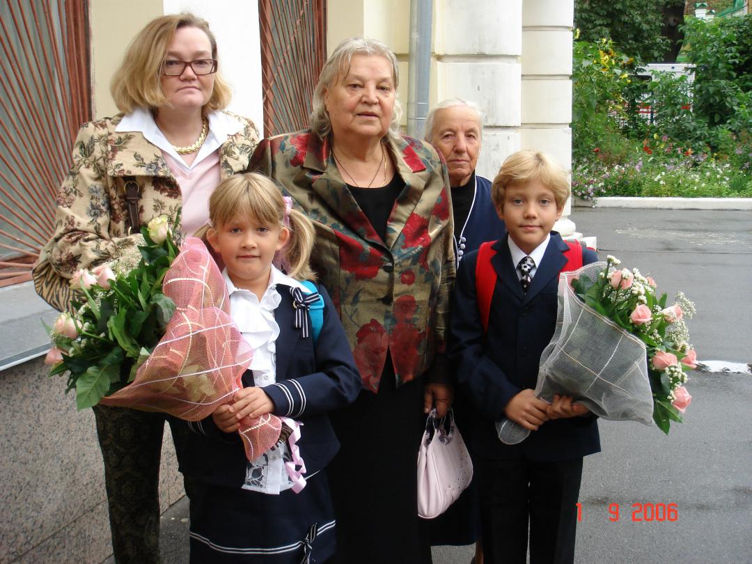 Світлана і Аделаїда Лобановські