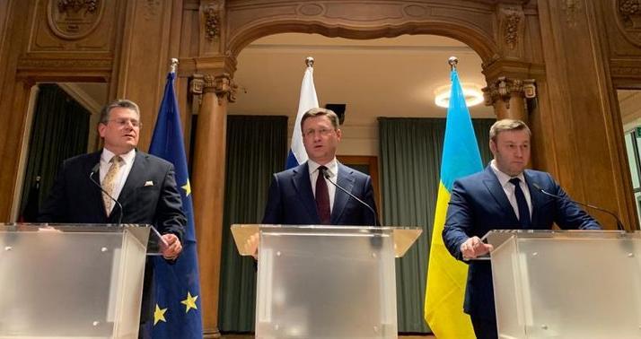 30 грудня Україна й РФ підписали транзитний контракт