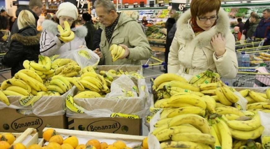 Наша країна знову побила рекорд за обсягами імпорту бананів