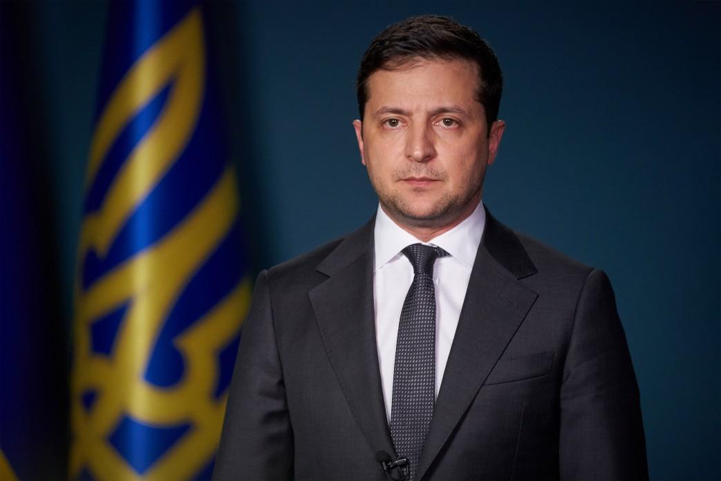 写真:ウクライナ大統領府