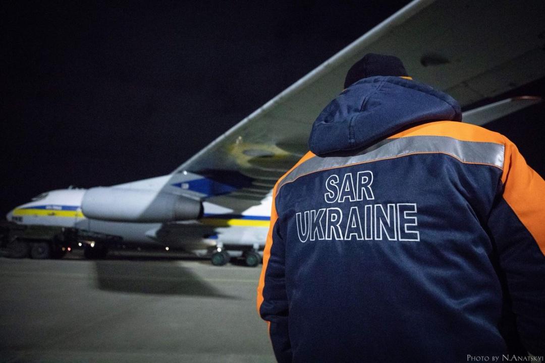 写真:ウクライナ内務省(ツイッター)