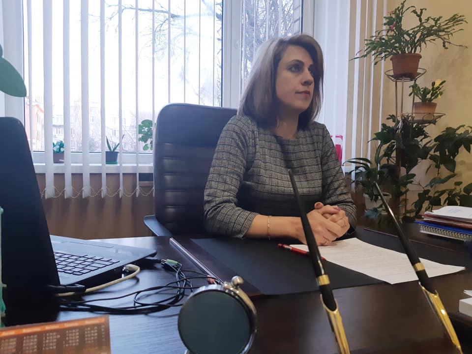 Наталя Сиворакша