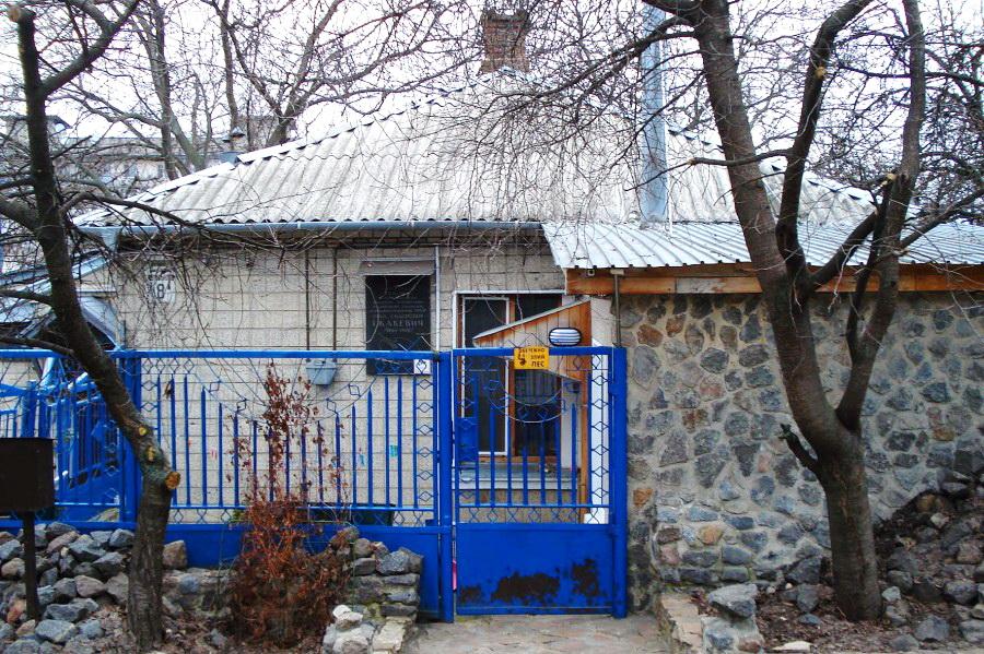 Будинок по вулиці Миколи Садовського, 8-а у Києві, сучасний вигляд