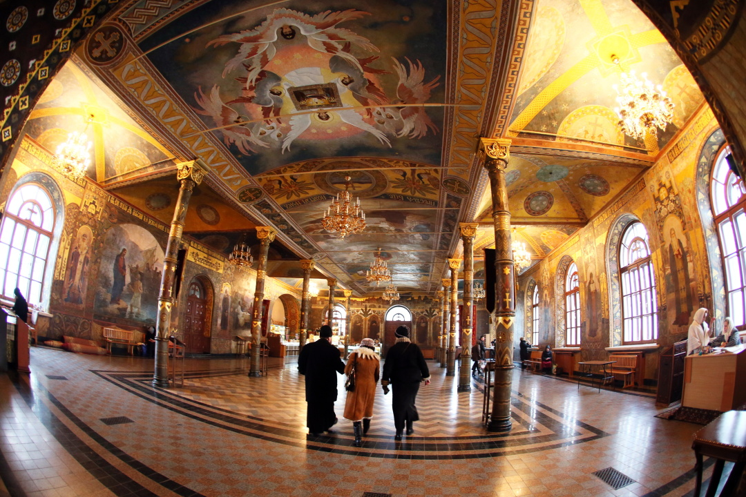 Трапезний палата собору Антонія і Феодосія Печерських, Києво-Печерська лавра