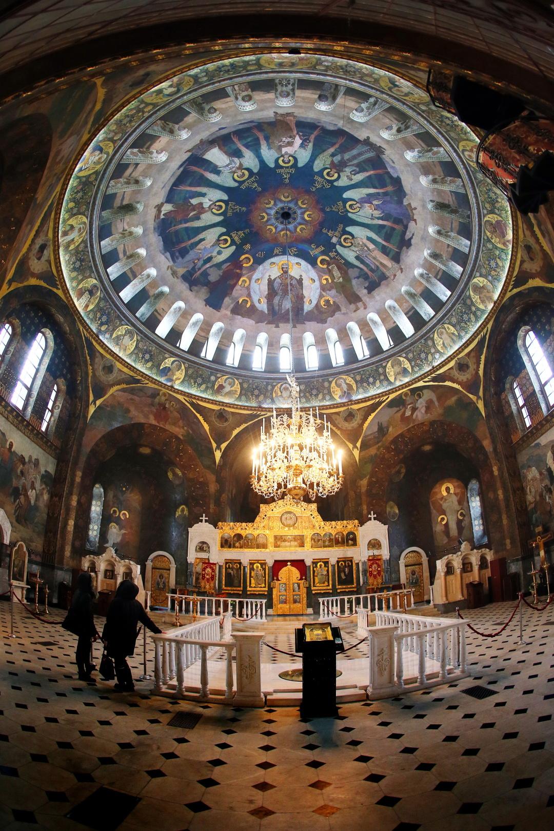 Трапезний собор Антонія і Феодосія Печерських, Києво-Печерська лавра