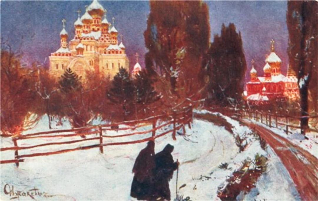 Покровський монастир, 1910 р.