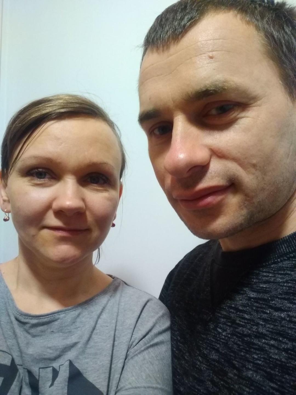 Людмила та Євген Богдани
