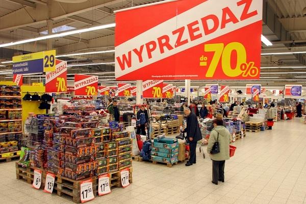 Польський супермаркет