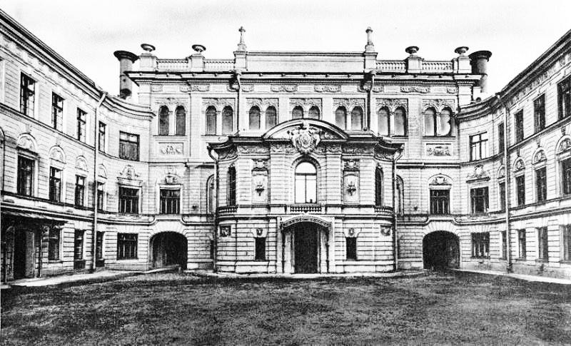 Будинок Придворної співочої капели