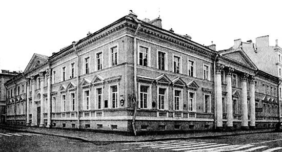 Санкт-Петербурзька Медична колегія