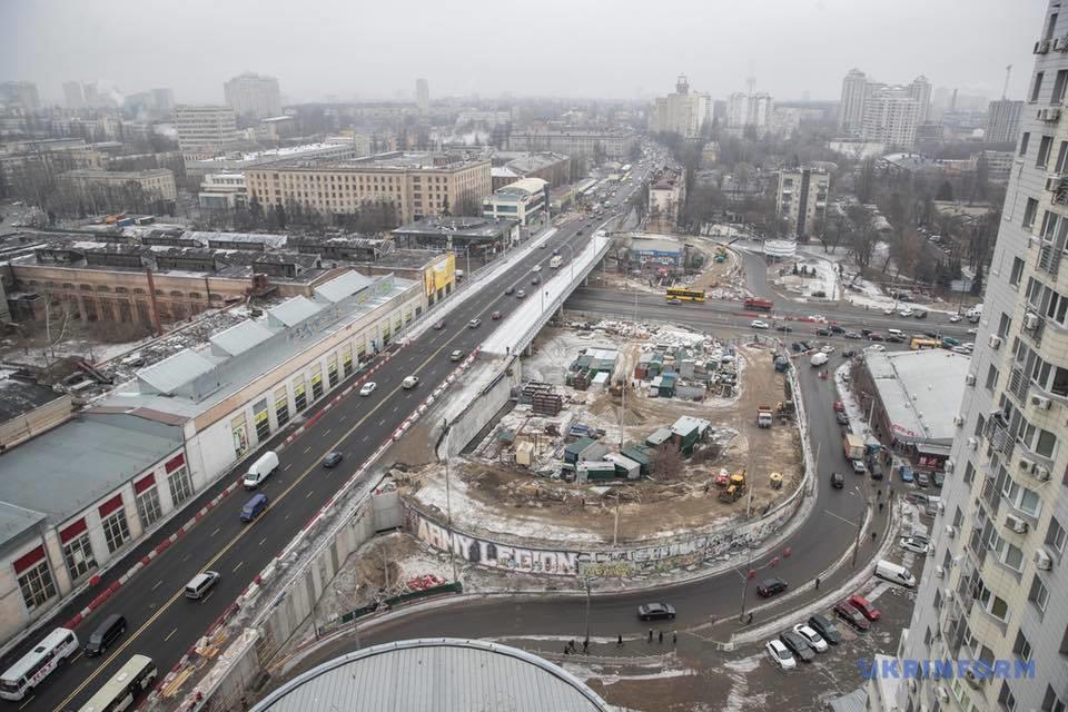Шулявський міст майже готовий