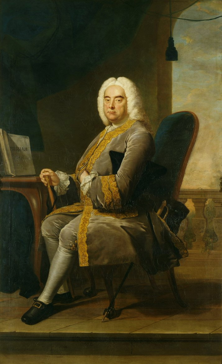 Гендель, 1756 г.