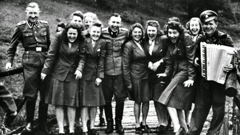 Персонал концтабору в