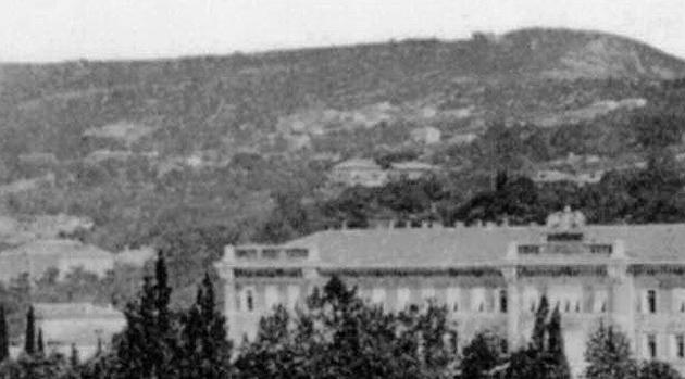 Морська академія у Фіоме, 1899 р.