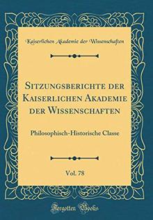 Доповіді Імператорської Академії наук у Відні