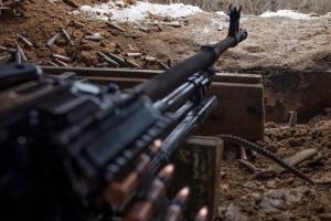 Окупанти гатять зі 122 калібру та мінометів, загинув боєць ЗСУ