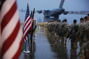 США увеличат количество военных в Германии на фоне эскалации России