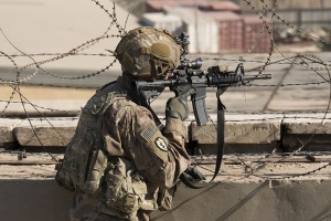 Американську базу в Іраку вкотре обстріляли з дрона