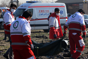 FMs of Ukraine and Canada discuss investigation into UIA plane crash in Iran