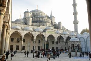 Всесвітня рада церков просить Туреччину повернути Святій Софії статус музею