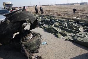 Іранський міністр передасть Зеленському послання Рухані щодо збитого літака - ЗМІ