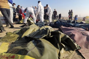 Ukraine, Iran prosecutors discuss investigation into UIA plane crash