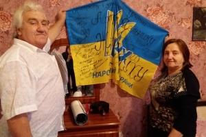 Братья Мельники на защите Украины
