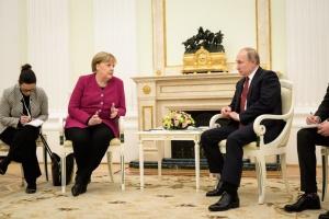 Меркель подзвонила Зеленському і Путіну у 80-ту річницю нападу вермахту на СРСР