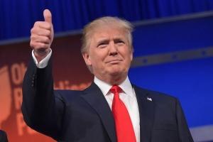 Выборы в США: Трамп назвал преимущества Канье Уэста перед Байденом