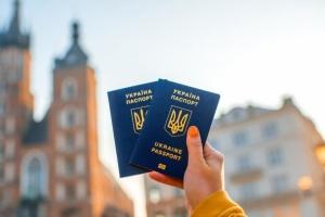 W ubiegłym roku Polska wydała ponad pół miliona wiz Ukraińcom